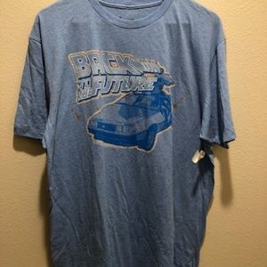 NWT Back To The Future T-Shirt From Universal!